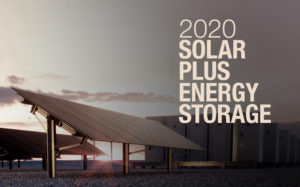 Solar Plus Energy Storage