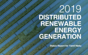 A report on the Renewable Energy generation in Tamil Nadu